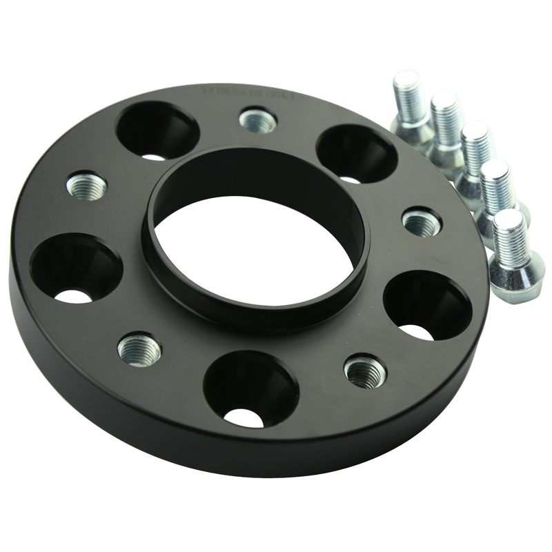 Hub Centric 5x120 wheel spacers aluminum