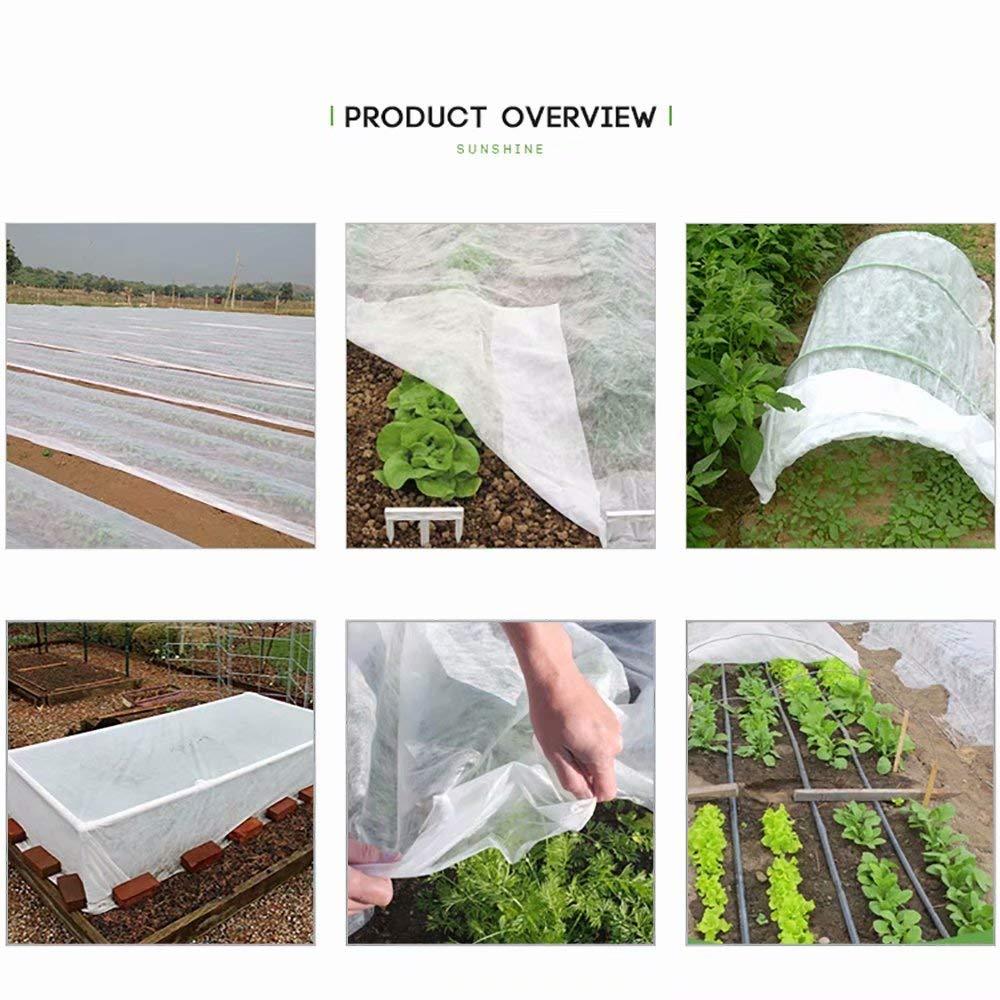 Non woven fabric growing cover