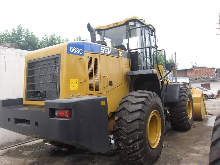 used SEM loader 668C