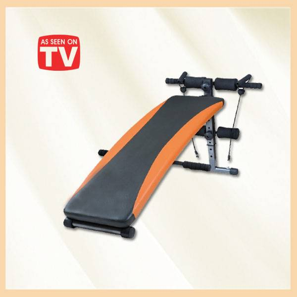 Multifunction Indoor Sit Up Bench As seen on TV