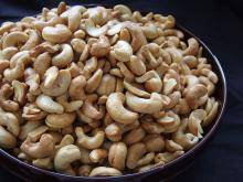 Cashew Nuts and Other nuts