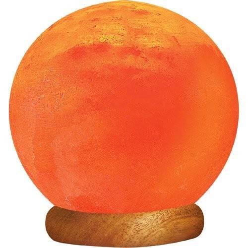 WBM-1451 Iconic Salt Globe Lamp