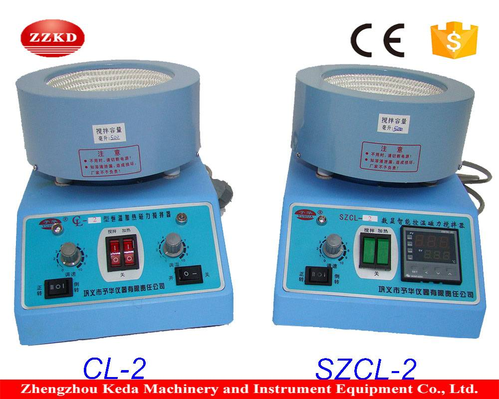Lab Magnetic Heating Stirrer