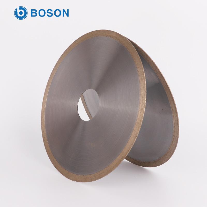 Diamond cutting wheels for glass tubes, glass beads, Diamond cutting discs, Cut off wheels