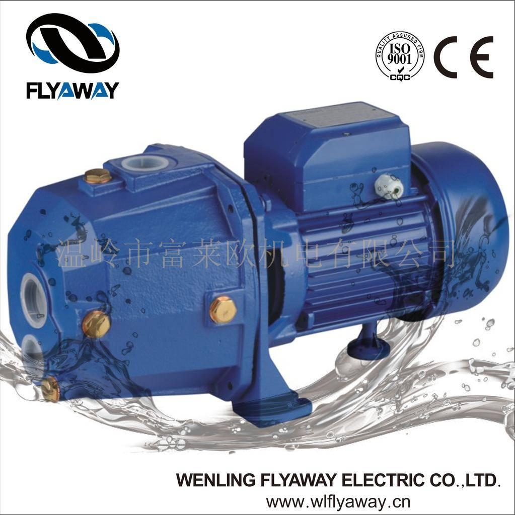 JETDP series jet pump, deep well self priming water pump