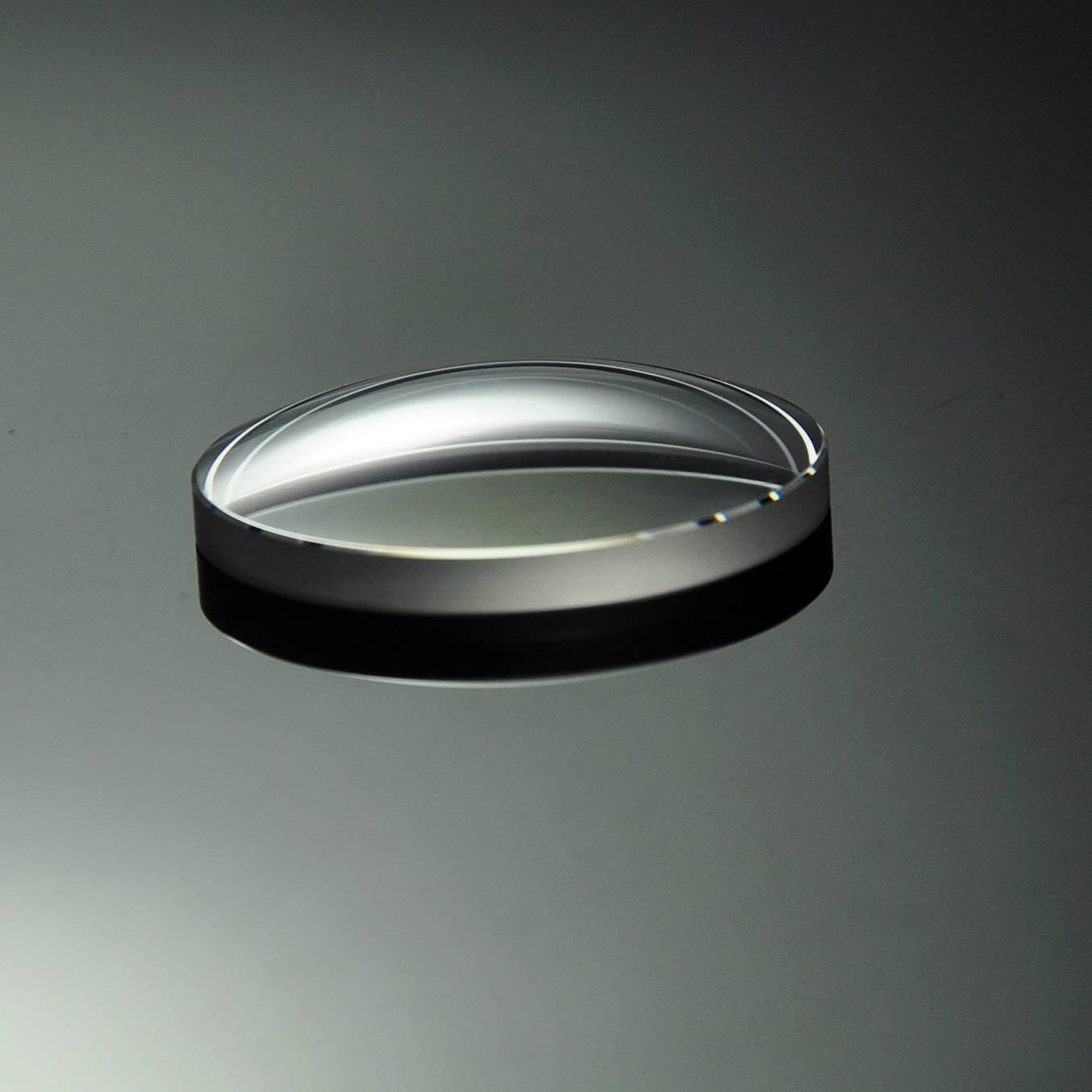 sapphire crystal oval or rectangular window glass