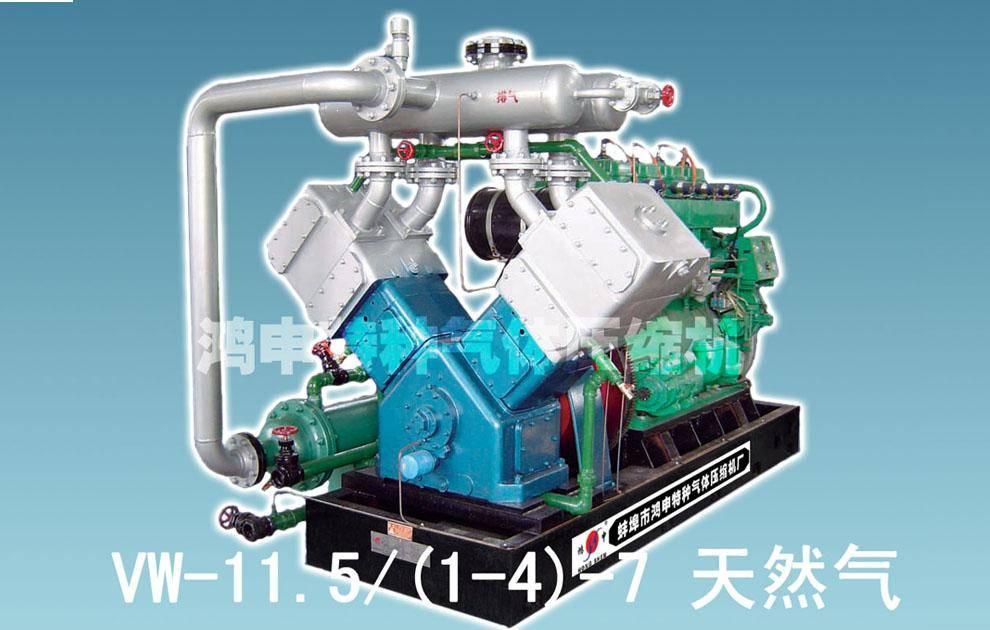 Natural Gas Dynamic Compressor