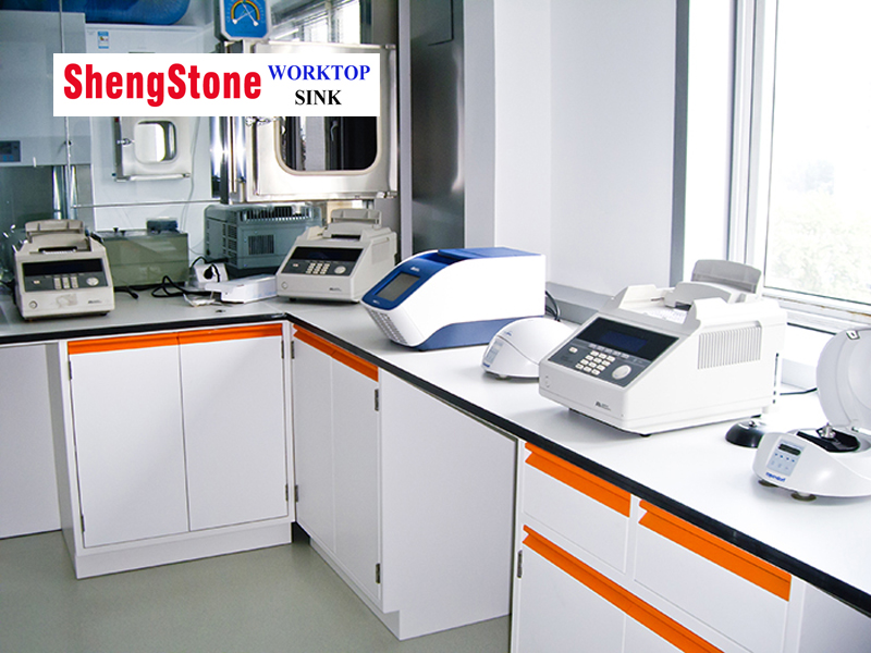 Professional Design Made In China Floor Mounted Full Steel Lab Workbench