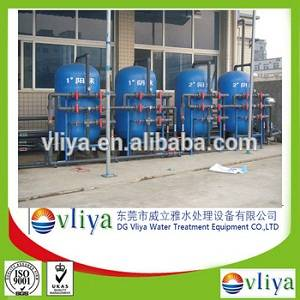 water softening RO system water treatment plant