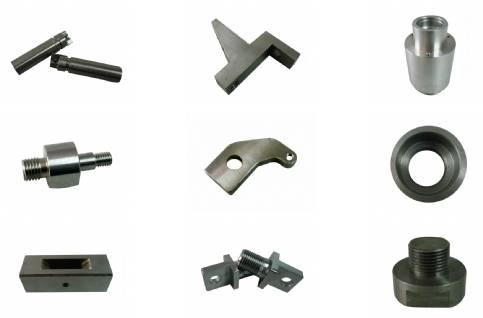 Precision CNC machining auto parts