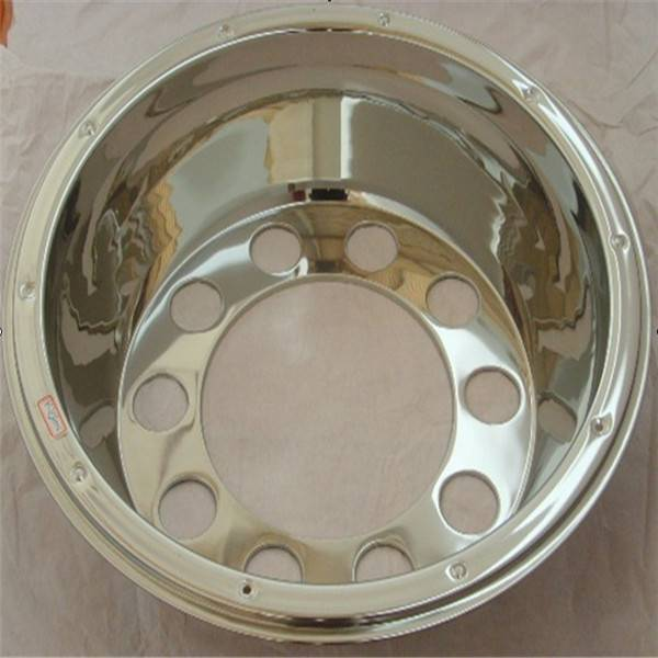 wheel trim 22.5'' Truck body parts S/S 304L