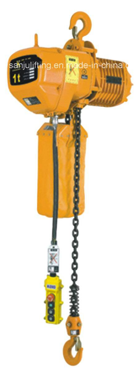 HHBB Electric Chain Hoist with CE Certificated