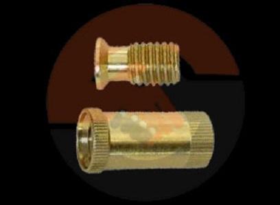 Brass screws anchors Exporter