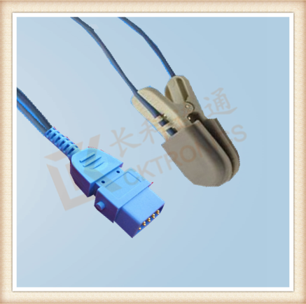 BCI DB9 Pin Veterinary Animal Use SpO2 Sensor