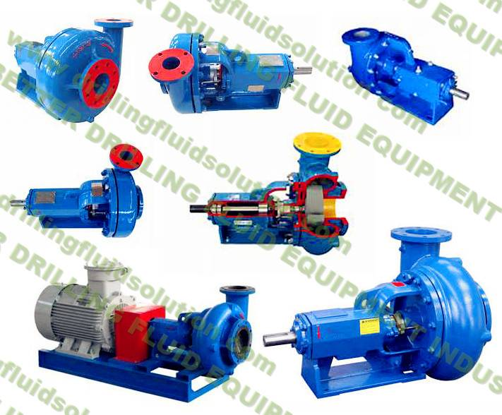 Centrifugal Pump Casing Wear Pad Impeller Stuffing Box