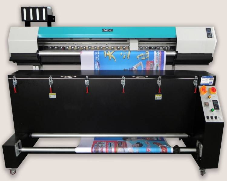 China made Sublimation digital printer for color flags printing