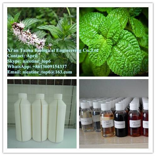 Eliquid flavor Mint Series Flavors for Electronic Cigarette.