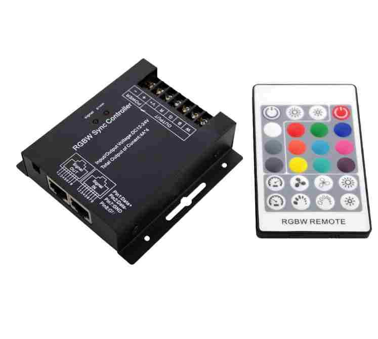 rgbw led strip controller RGBw LED Controller