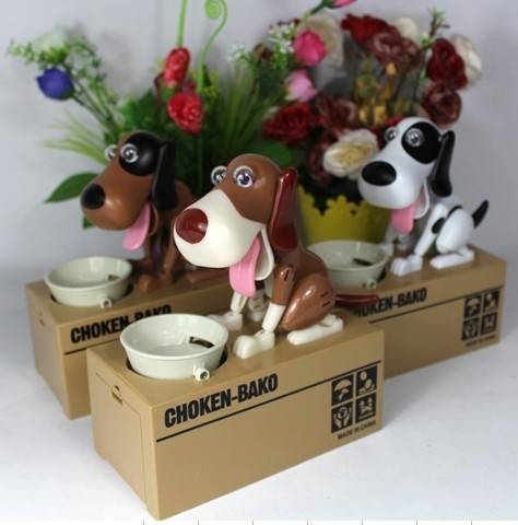 Doggy Bank Money Box