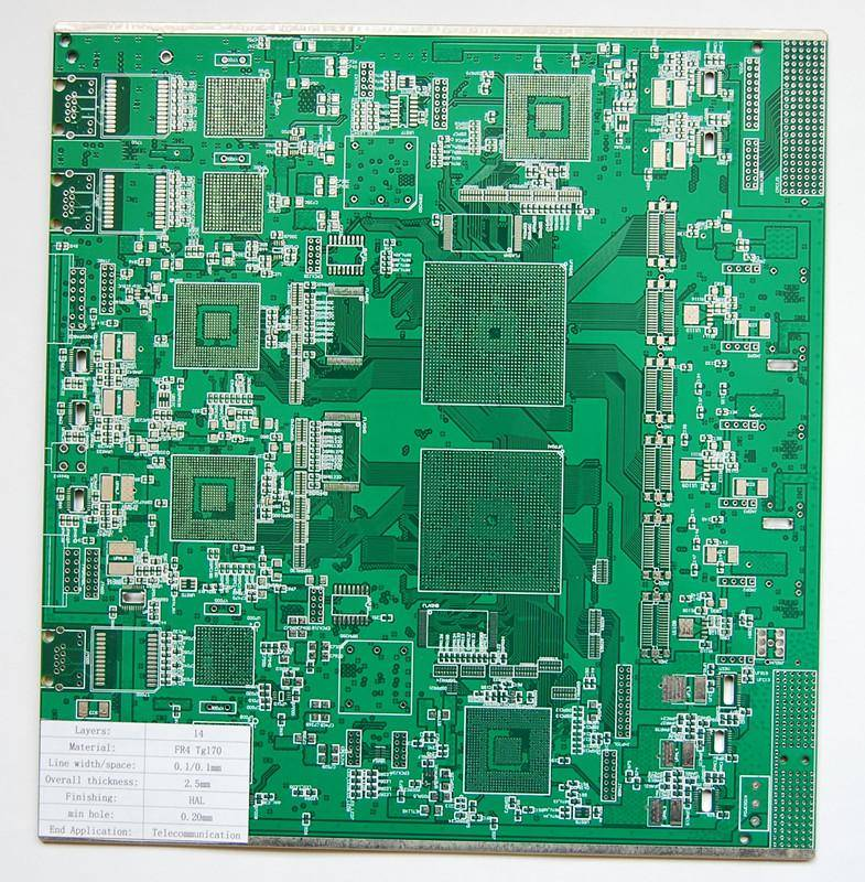 Rigid PCB (High TG)