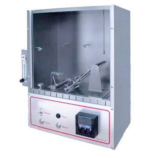 Textile Testing Instruments - 45° Flammability Tester