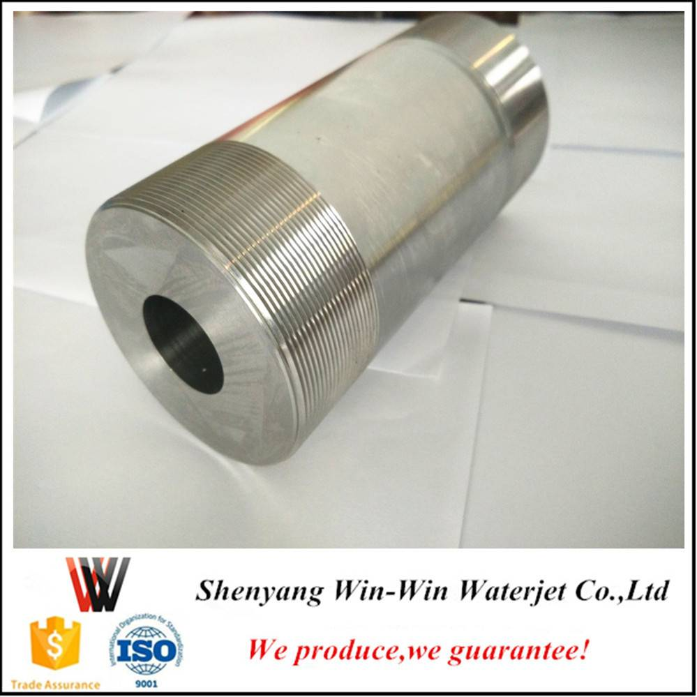 Factory price waterjet intensifier HP Cylinder suit for Flow cutting machine