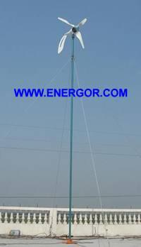 Wind generator / wind turbine