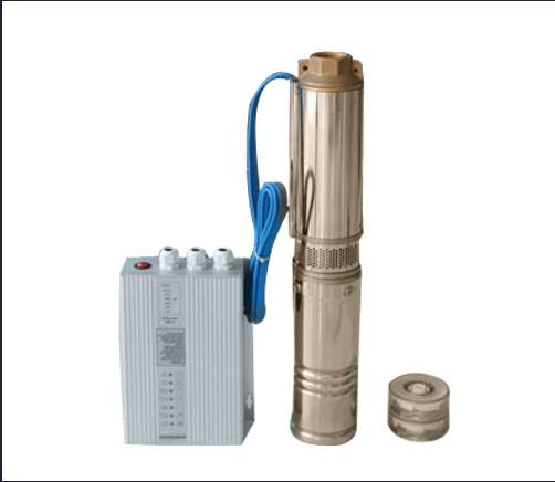 """4"""" 4PSS Full Stainless Steel Solar Water Pump System"""