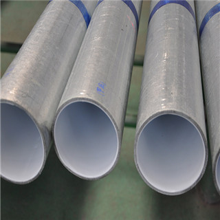 Inner PE Lining and Outer Galvanized Steel Pipe for Water Transfer