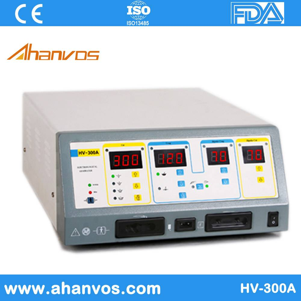 Bipolar Electrosurgical HV-300A with High Quality