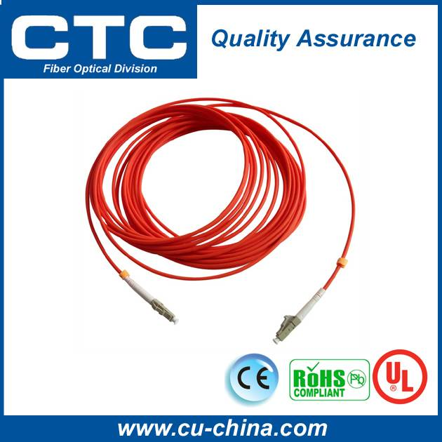 simplex/duplex fiber optical patch cord