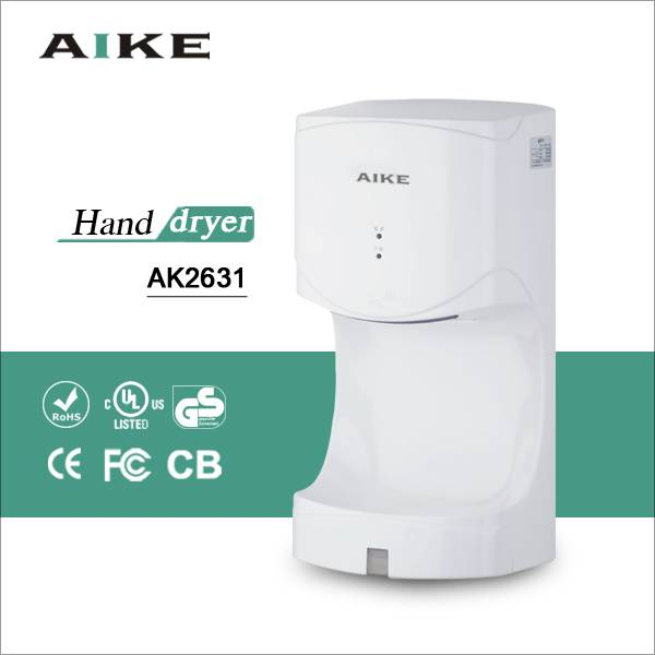 AK2631 Single Jet Hand Dryer Cost-effective Choice