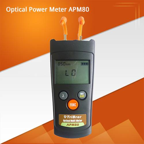 OPM,Fiber Meter ,Optical Meter Tribrer Brand APM80,optical fiber power meter