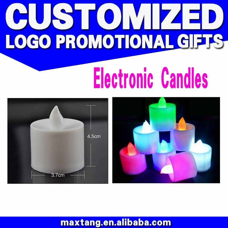 Led Candle Led Component For Color Changing Candle Led Candles With Flickering Candle Flame Electron