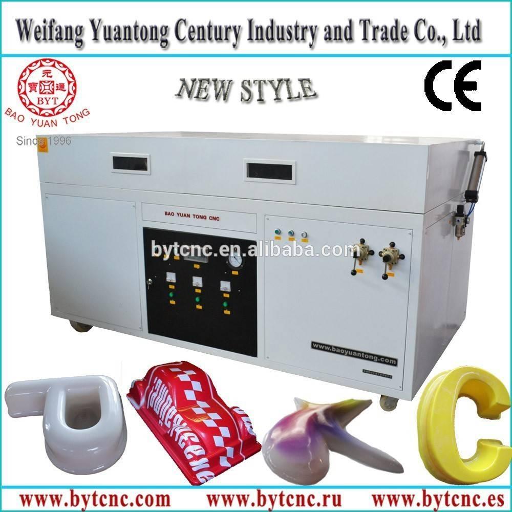 BYT Vacuum Forming Machine acrylic vacuum machine