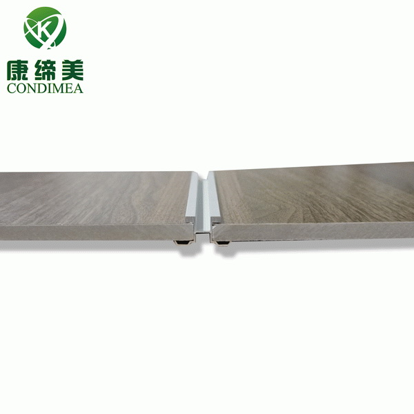 Condimea non-asbestos fibre cement board as partition wall