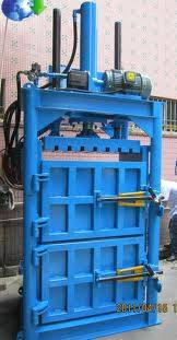Cardboard baling machine plastic machinery