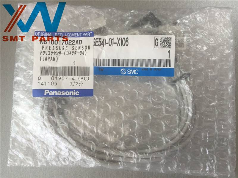 Original Panasonic SMT machine CM602 pressure sensor N610017022AD N610017023AC