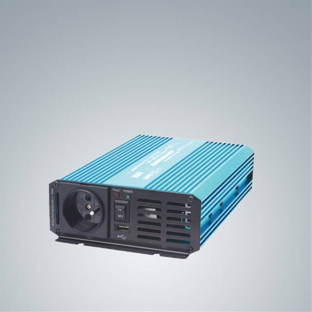 INOVUS Pure Sine Wave DC to AC Power Inverter 2000W with USB - P2KU