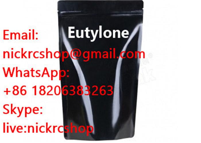 Strong Effect Eutylone EU Stimulant Crystal 99.6% Purity