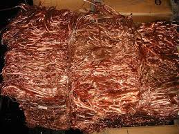 Standard and purity of copper wire scrap 99.99% pure