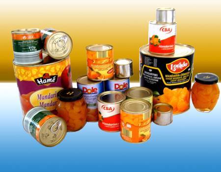 Can food quality inspection Canned Fruit Vegetable Soybeans