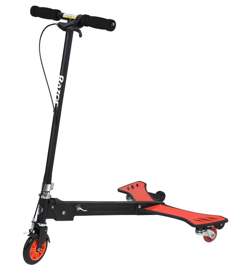 LK-C02 Power wing/wave scooter/caster skateboard