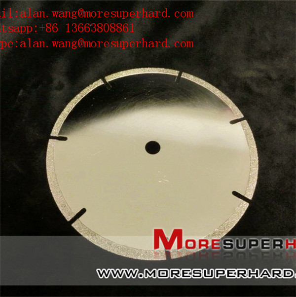 Electroplated Diamond Cutting Blades, Discs for marble
