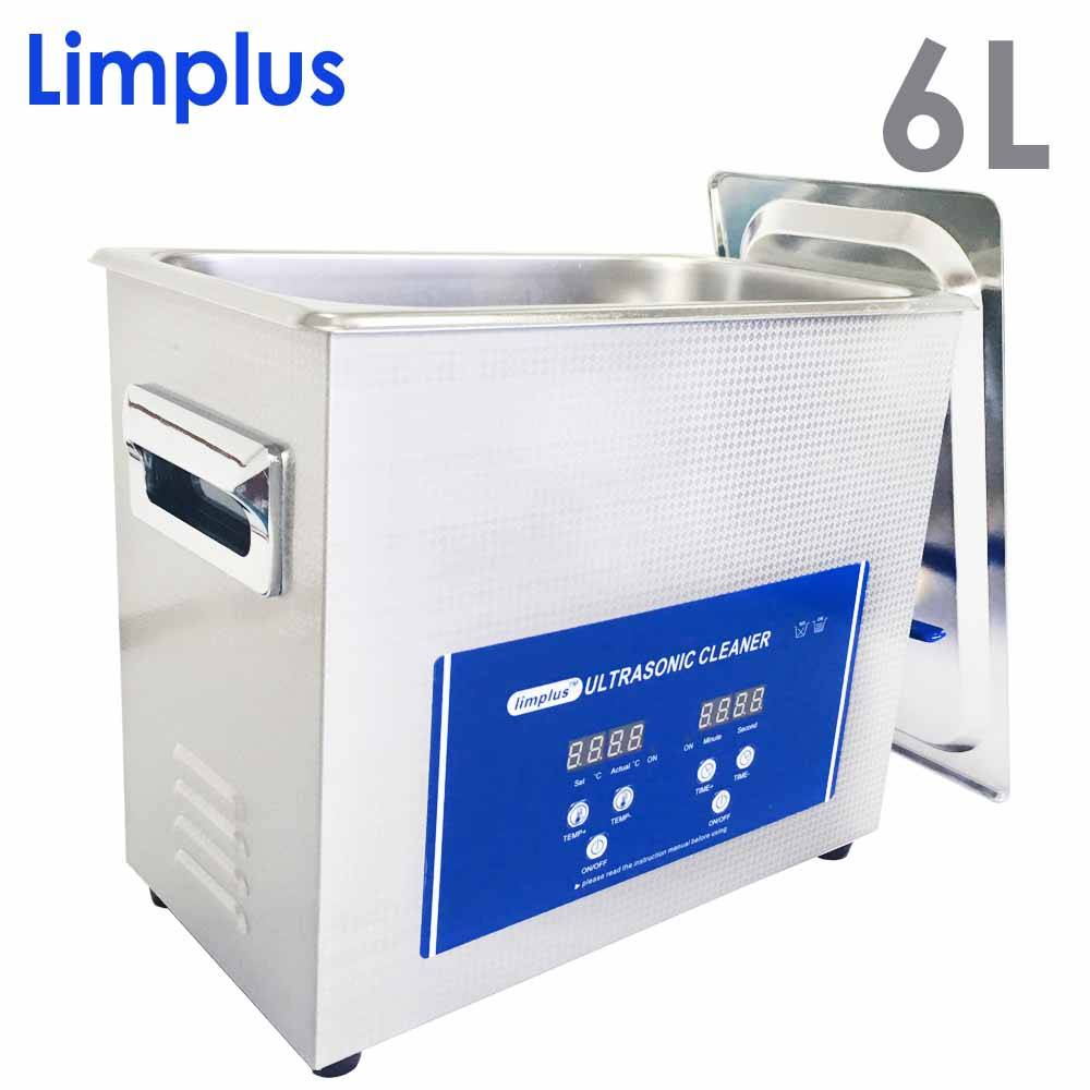 Limplus Single Tank Ultrasonic Cleaner (6.5Liter)