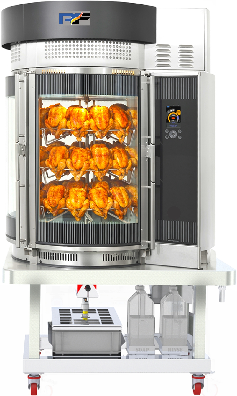 Chicken Rotisseire Oven