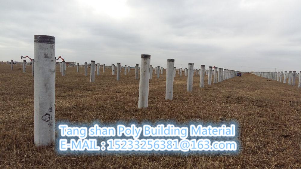 precast Concrete Spun Pile Phc Pile