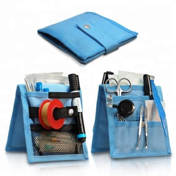 Prestige Medical Pocket Nurses Organizer Kit Medical Nursing Bag Nylon 7 Pocket Nurse Organizer Kit