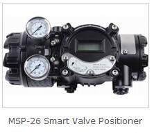 MSP-26 Smart Valve Positioner for control valve