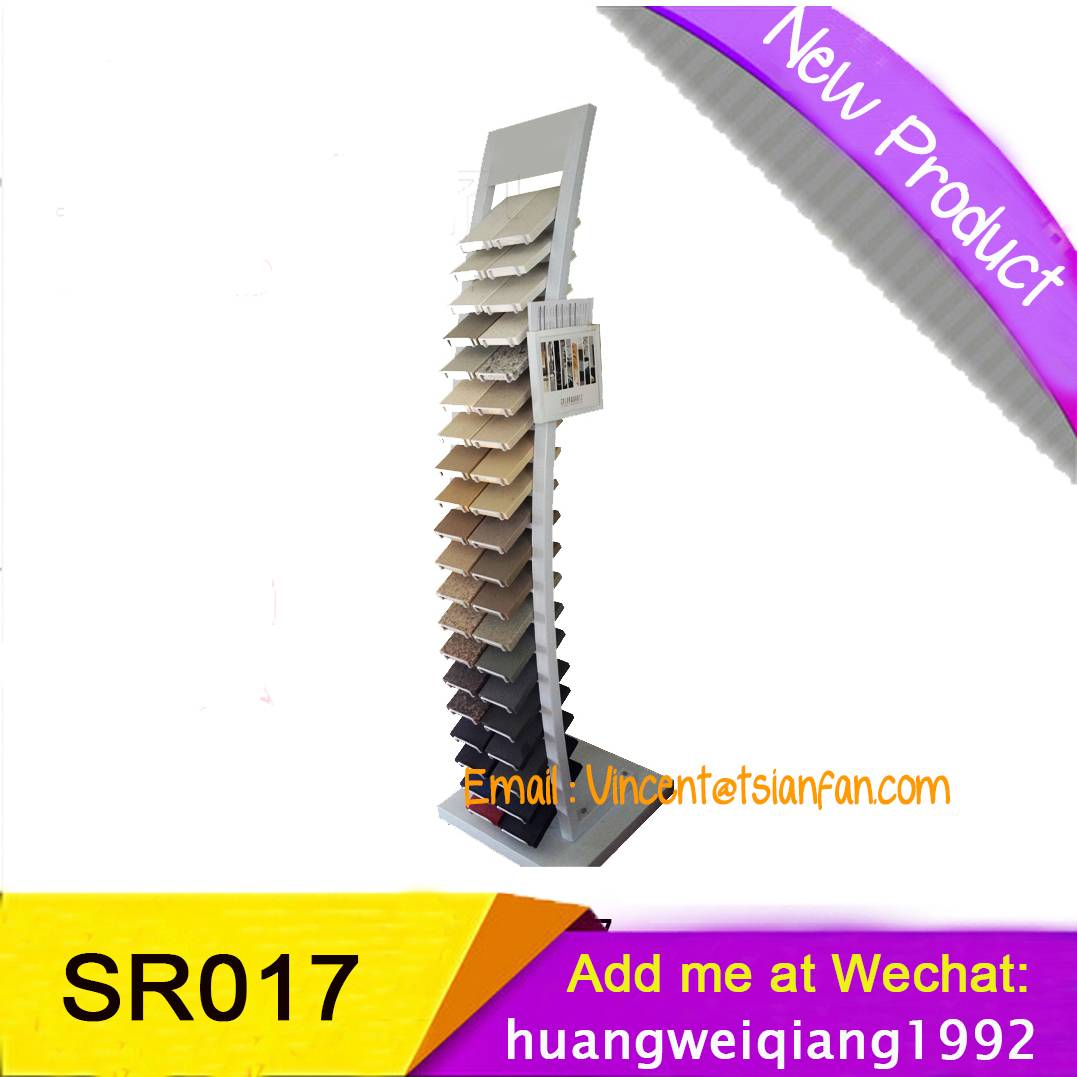 Artificial stone display stand SR017
